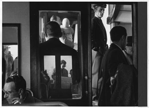 Gianni Berengo Gardin's best shot, Vaporreto, Venice, 1960