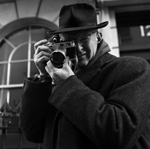 Henri Cartier-Bresson by Jane Bown