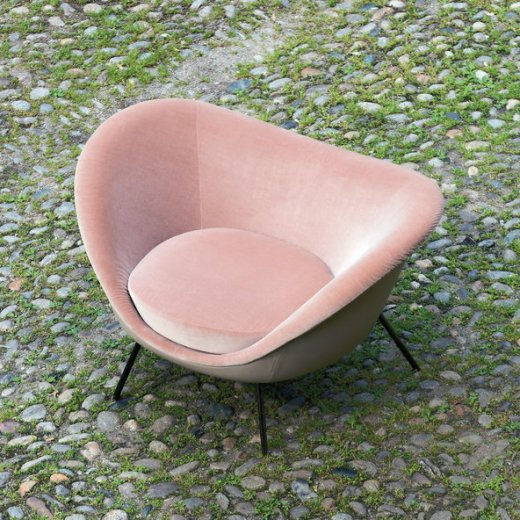 armchair for Villa Planchart by Gio Ponti